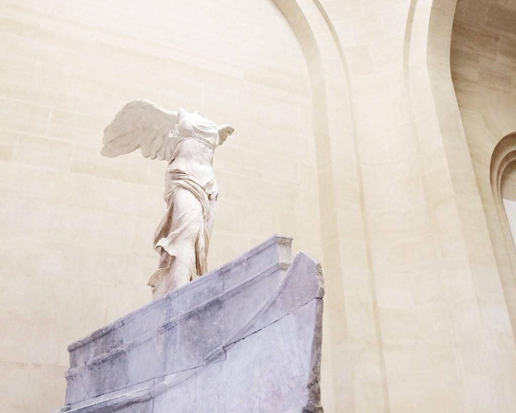 Musée du Louvre - Victoire de Samothrace