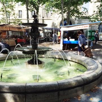 Place Monge Market