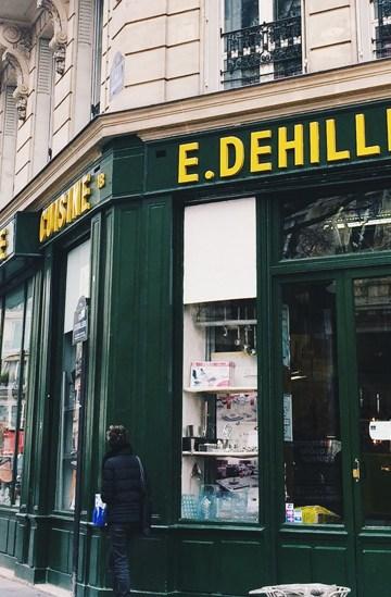 E. Dehillerin Paris