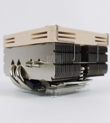 Noctua NH-L9x65 low-profile CPU Cooler Review