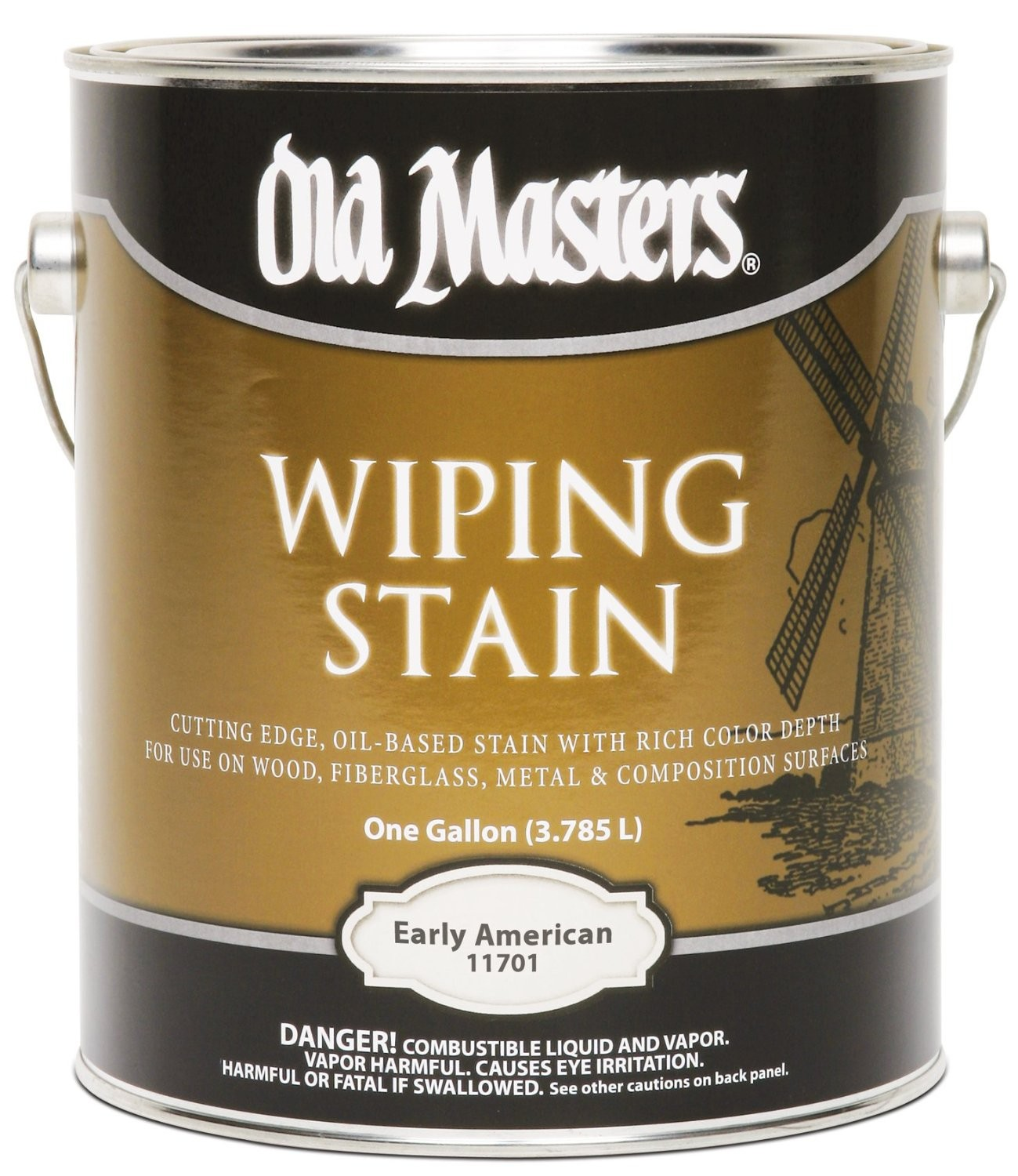 Prissy Wiping Wood Early American View Larger Image Buy Masters Wiping Wood Early American Gallon Early American Stain On Oak Early American Stain On Red Oak S houzz-03 Early American Stain