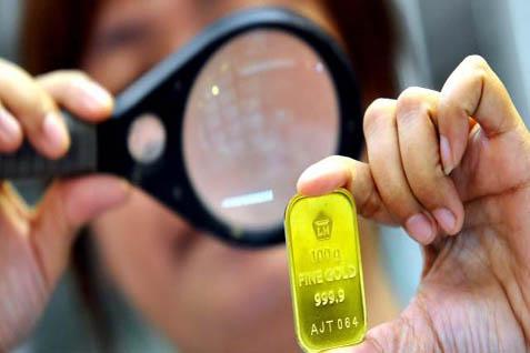 Emas Antam 24 November turun 1000