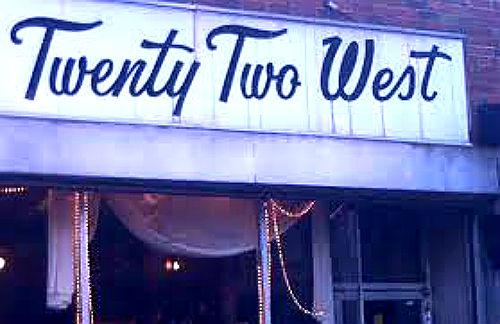 twenty two west 22 west