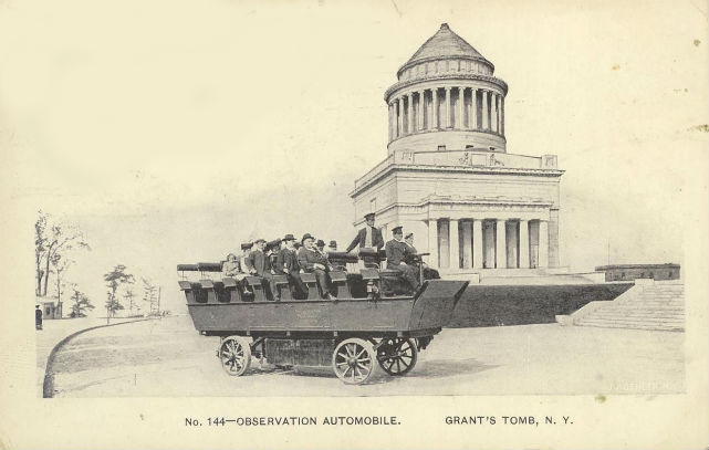 1906 Grants tomb NY