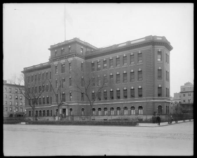 harlem hospital 1912
