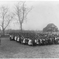 African Americans' Memorial Day in Charleston, South Carolina, 1865