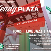 It's Vendy Plaza At La Marqueta In East Harlem