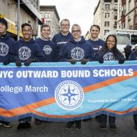 WHEELS College March In Washington Heights