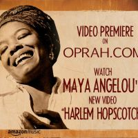 Maya Angelou's 'Harlem Hopscotch' Video