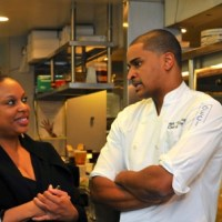 "Harlem Wellness Challenge: Chef ""JJ"" Johnson Talks Healthy Food"