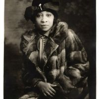 "Nora Douglas Holt The Rich ""It"" Girl Of Harlem Society, 1920's"