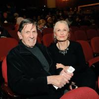 "Harlem Fave Leonard ""Spock"" Nimoy At The Apollo"