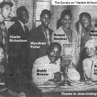 Harlem's The Dovers/Vocaltones, 1953 (video)