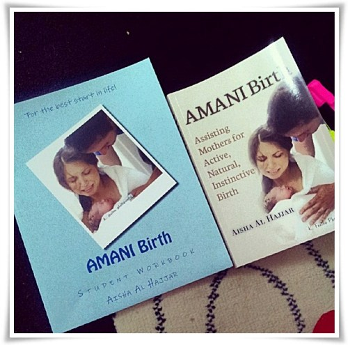 AMANI BIRTH PREP CLASS 5