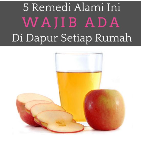 5 Remedi Alami Ini