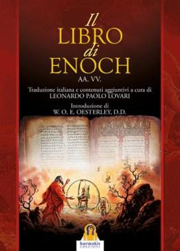 IL LIBRO di ENOCH Cop.500