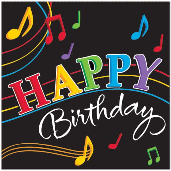 Happy Birthday Harmonica Notes : HarmonicaArena.com