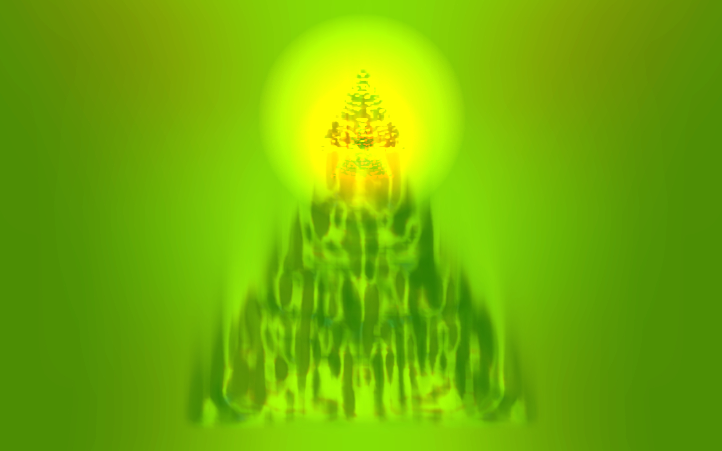 Green Buddha Series