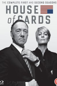 house of cards s1 & s2