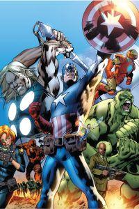 ultimate avengers steelbook1
