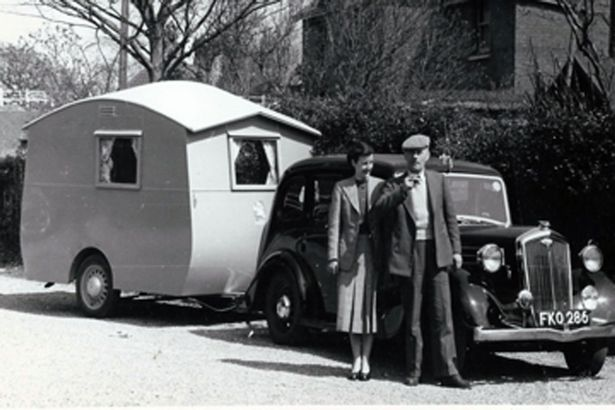 STRAWBERRY LINE TIMES Feature: when caravans cost £13 and had a bucket for a toilet – the evolution of the one of the most popular forms of homes from home with Somerset's Highbridge Caravans business