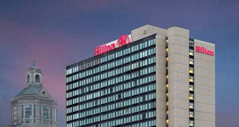 Hartford Hilton Downtown