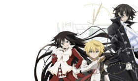 Pandora Hearts (Courtesy of zerochan.net)