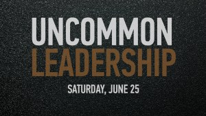 2016-06-25_Uncommon-Leadership_PROMO