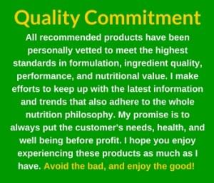 Quality Commitment