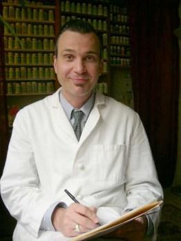 Marc Ryan, L.Ac. Founder of Hashimoto's Healing
