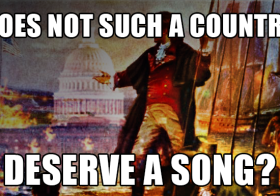 Is the third verse of the Star Spangled Banner racist?