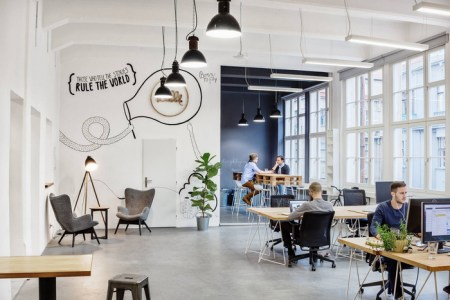 interior design with hatch kelowna office space