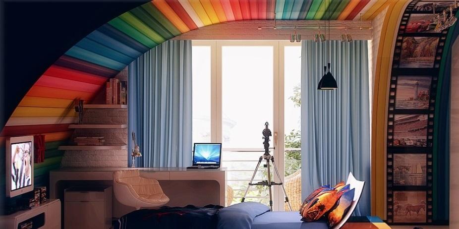 wicked teen-bedroom-ideas
