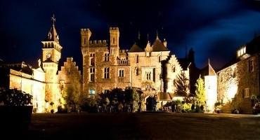 Craig Y Nos Castle, Wales