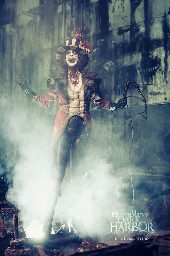 Introducing....The Ringmaster. Image courtesy of The Ace Agency