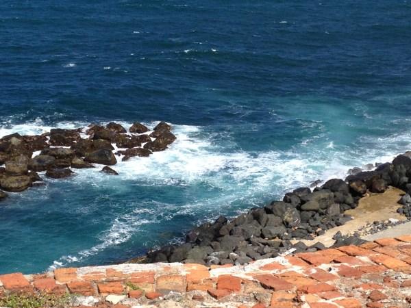 Del Morro's Rocky Shores