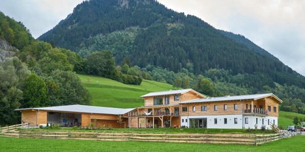 Wohnen und Arbeiten unter einem Dach: Individuelle Lösungen sind möglich