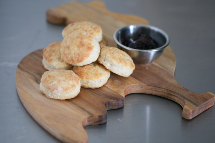Sour Cream Biscuits #1
