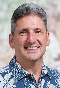 David Lassner headshot