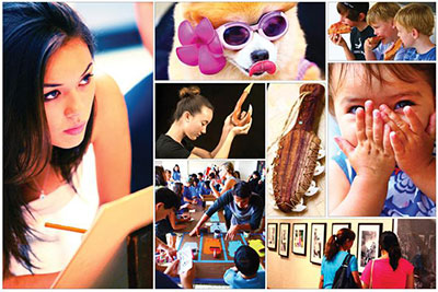 Paliku Arts Festival poster