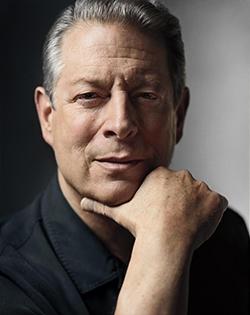 Al Gore headshot
