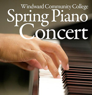 Spring Piano Concert