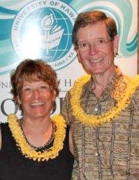 Sue and Al Landon