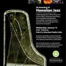 An Evening of Hawaiian Jazz at Windward CC