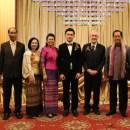 Professor Emeritus Dick Pratt receives honorary doctorate from Khon Kaen University