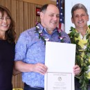 UH nominees for governor's awards honored