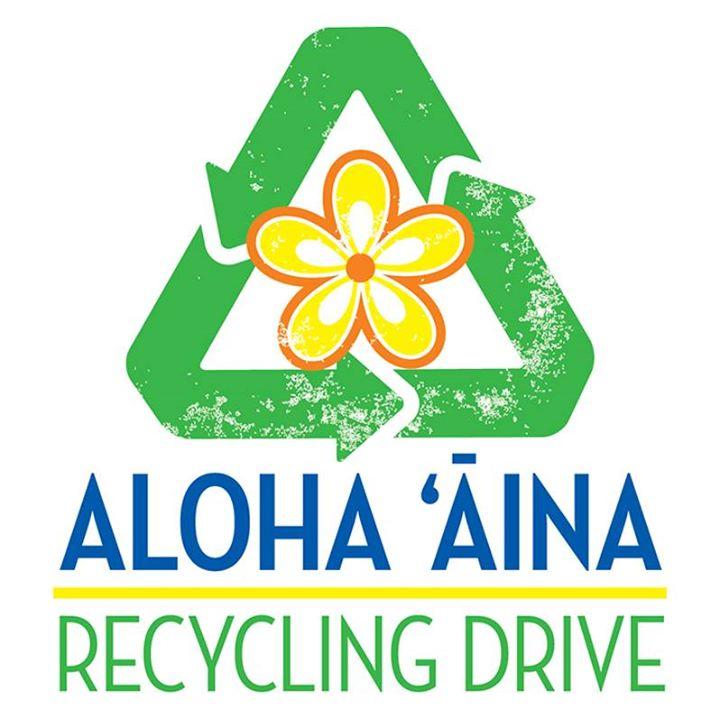 Aloha 'Āina Recycling Drive