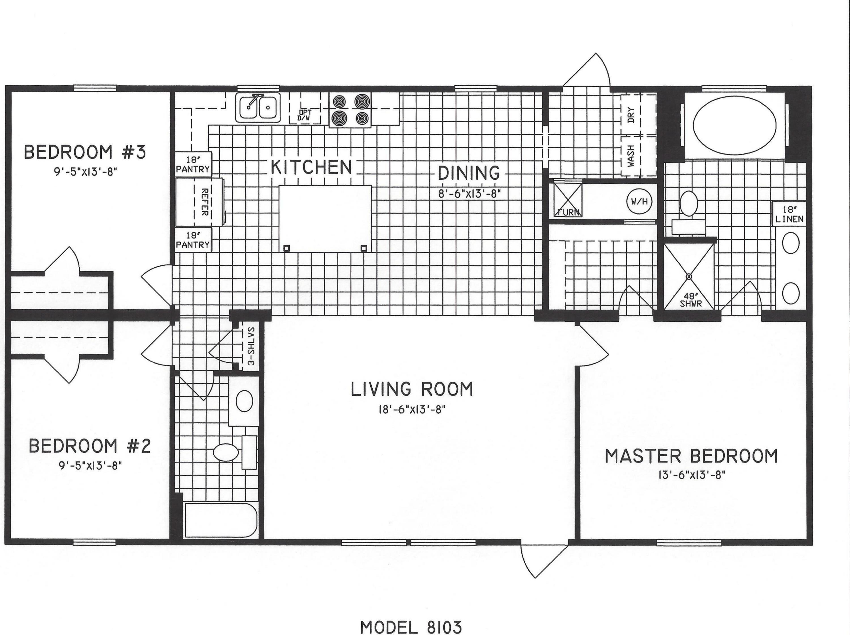 Fullsize Of 3 Bedroom Floor Plans