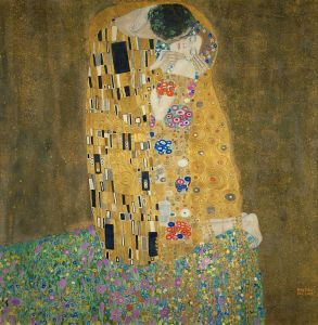 Gustav Klimt - Öpücük (The Kiss)
