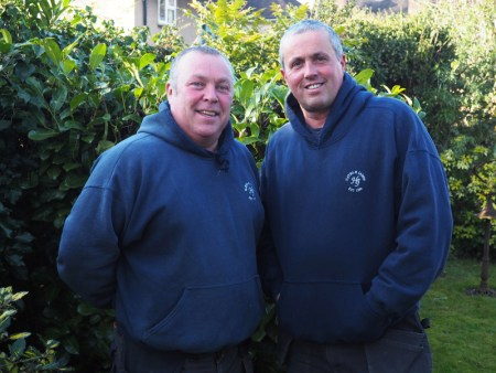 Richard James and Peter Hayes - Founders